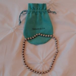 Tiffany & Co. Silver bead Necklace